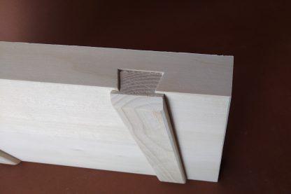 Icon board 30x35 cm flat 11.81x13.78 inches gessoed